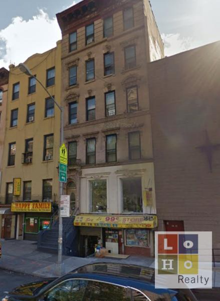 Retail: 211 East Broadway